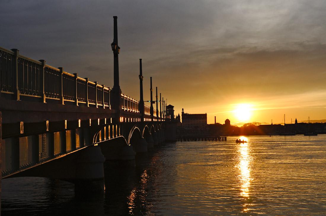 Saint Augustine Bridge