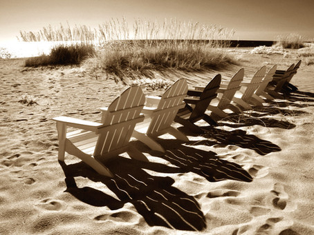 """New Addition! """"Sunset Seating"""""""