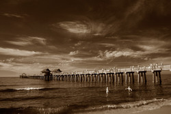 Naples Pier with Kids