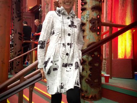 Kim Hambor Shows In Paris