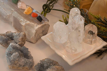 Metaphysical Crystals