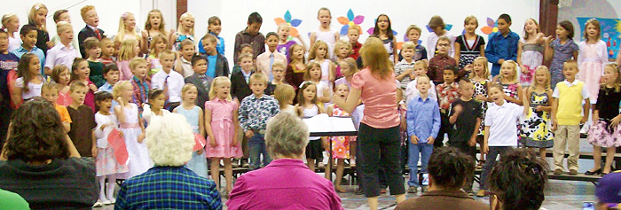 K-3rd Grade Concert