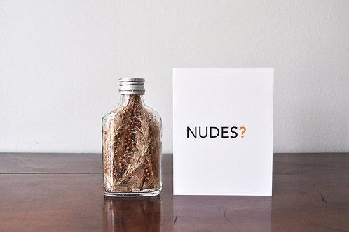 Nudes?