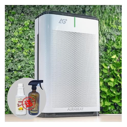 Aurabeat AG+雙離子消毒空氣淨化器 (NSP-X1)
