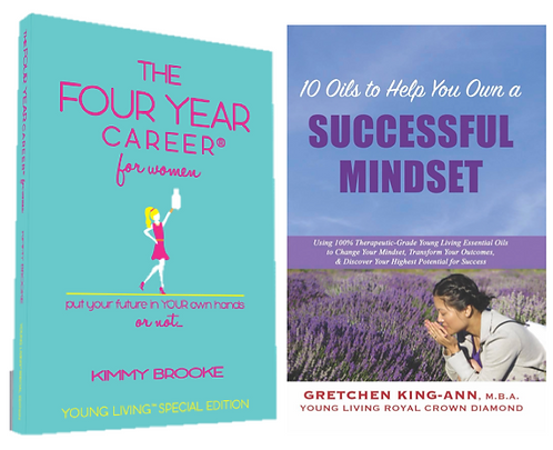 The Mindset Bundle (Autographed by Gretchen King-Ann)