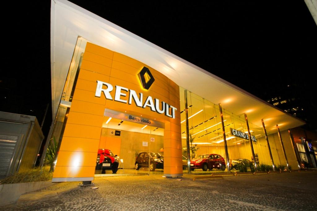 Concessionária Renault
