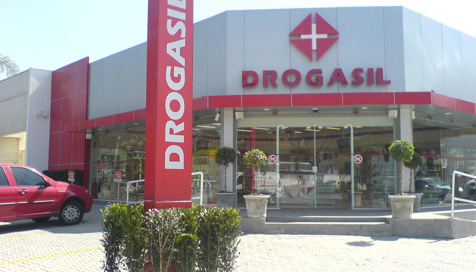Drogasil - Tajuras