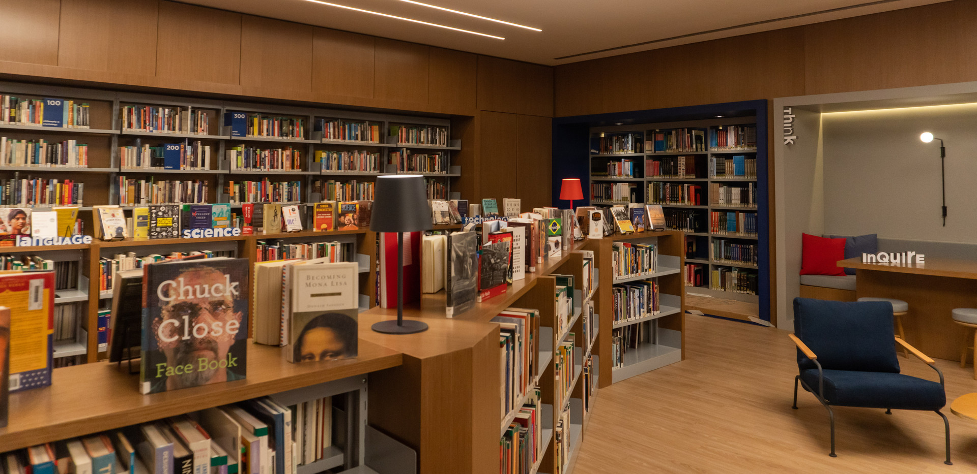 Biblioteca - Graded School