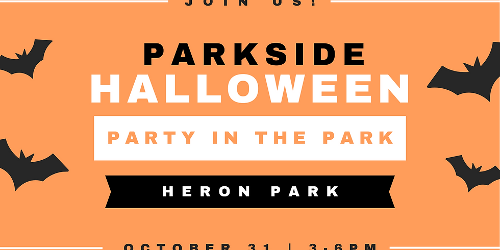 Parkside Halloween Party in the Park