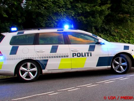 Beruset mand kørte ind i hestefold i Brorup