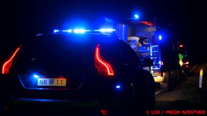 Polsk mand død i soloulykke
