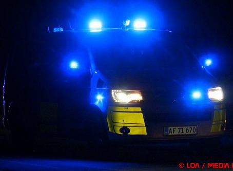 20-årig fra Næstved anholdt og sigtet efter ordensbekendtgørelsen.