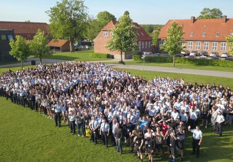 Kom til åbent hus på Politiskolen i Brøndby