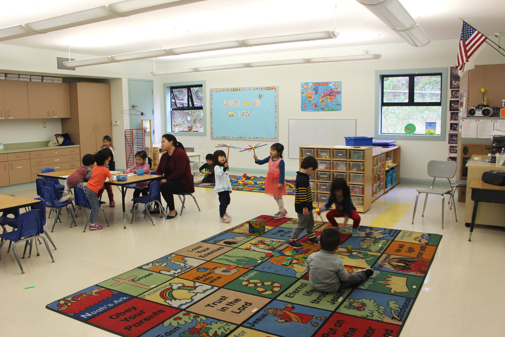 Dolphins' Classroom