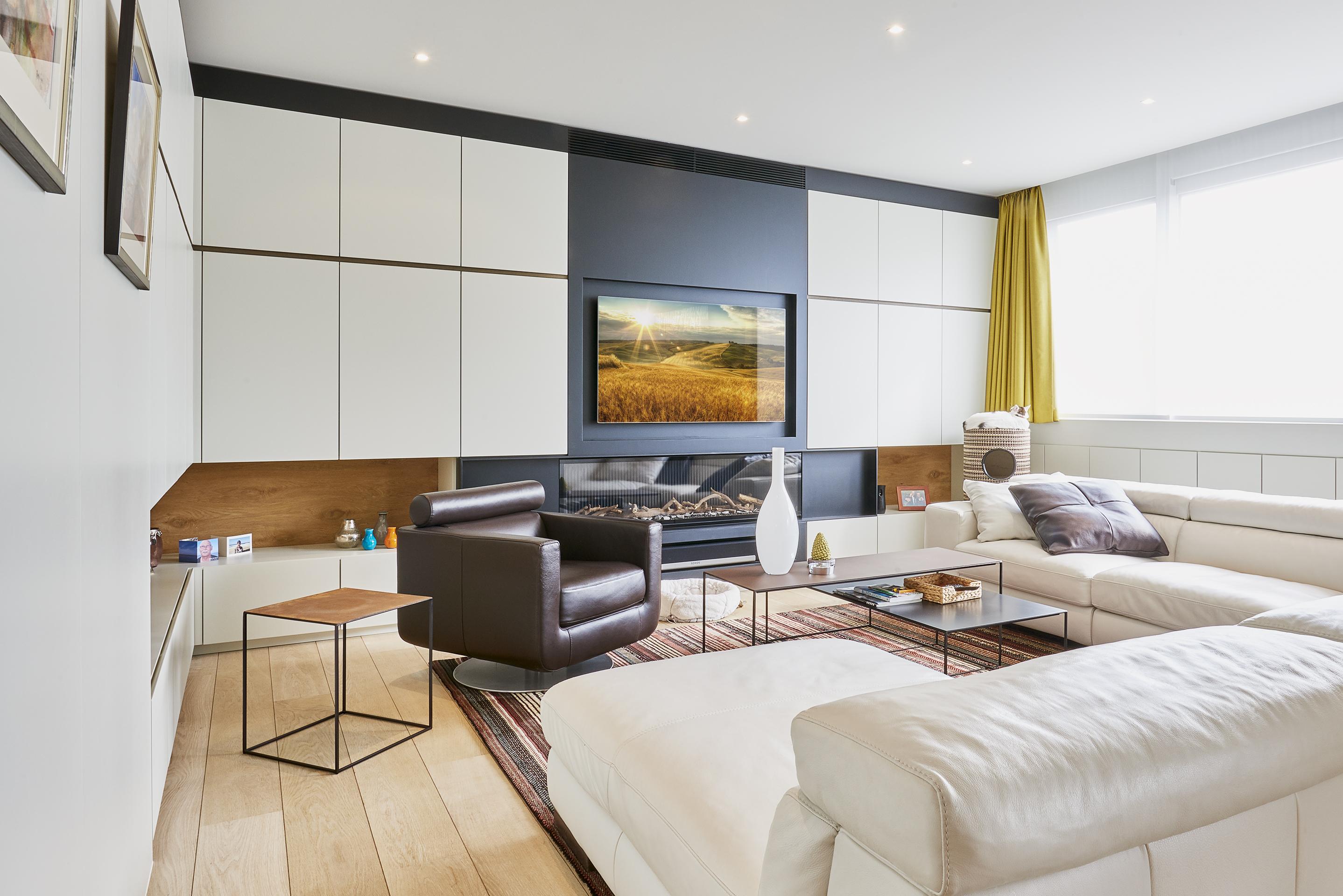 leefruimte, lounge
