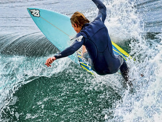 San Diego Surfing and Beach Culture