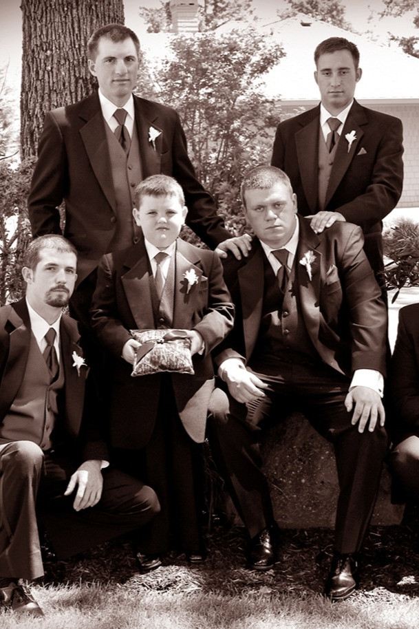Wedding Party, Groomsmen Pictures, San D