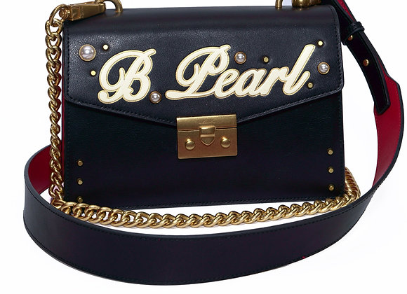 Black Pearl Signature Purse