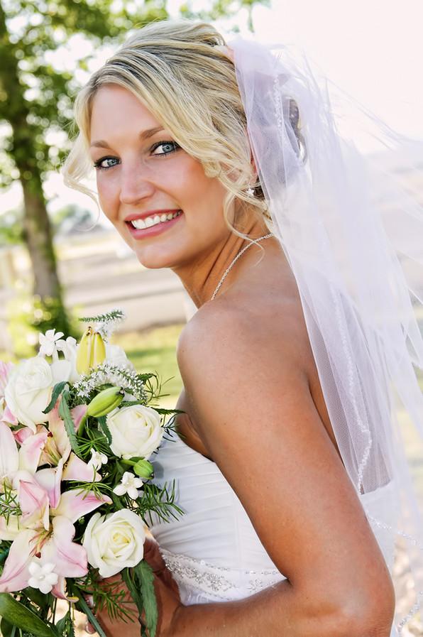 Brides Wedding Portrait, A Must, San Diego