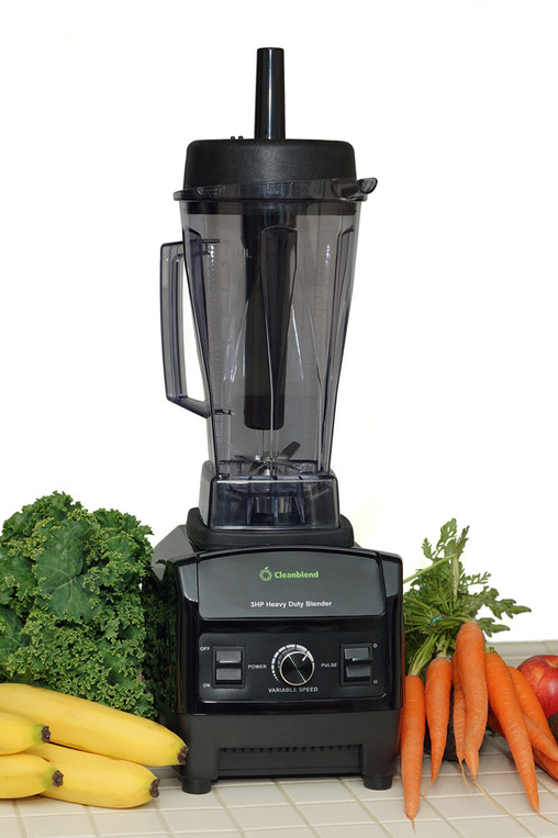 Home Product Photography, Food Blender