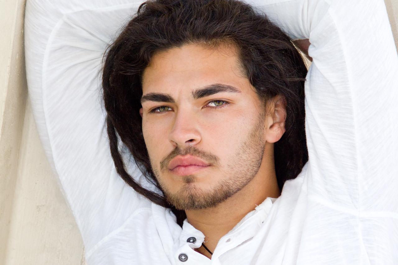 Male Model | Actor Headshot LA Luis