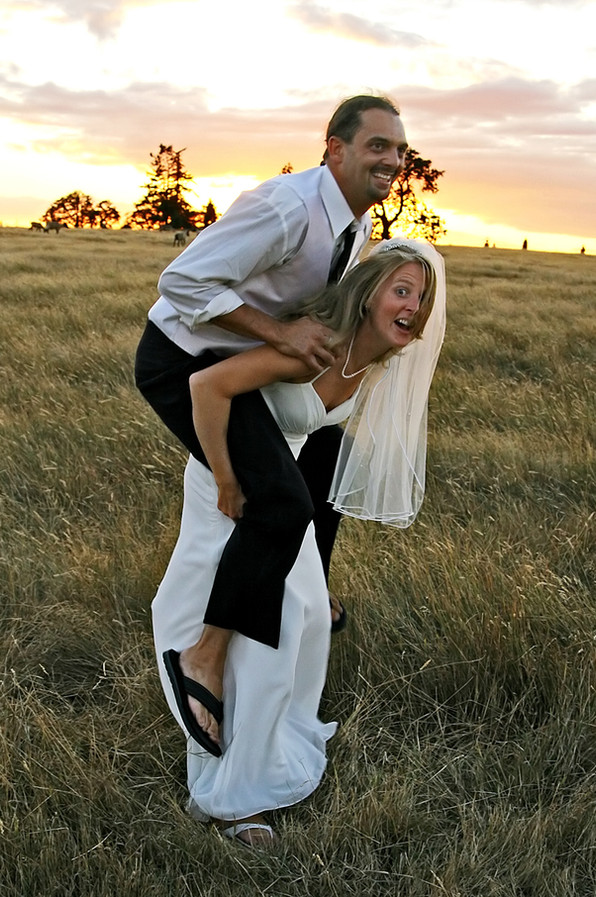 Wedding Day Antics, Fun Pictures, San D