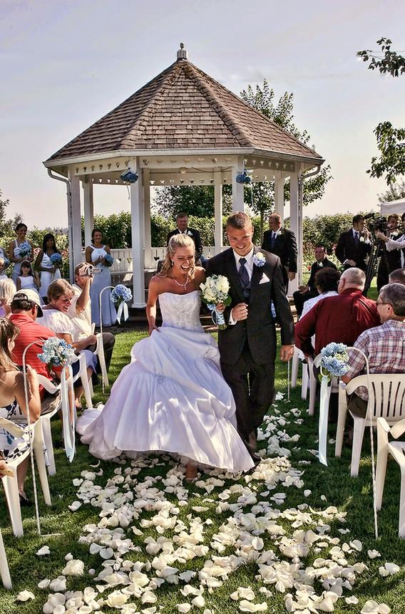 San Diego Outdoor Wedding Photographer, Gazebo, San Diego