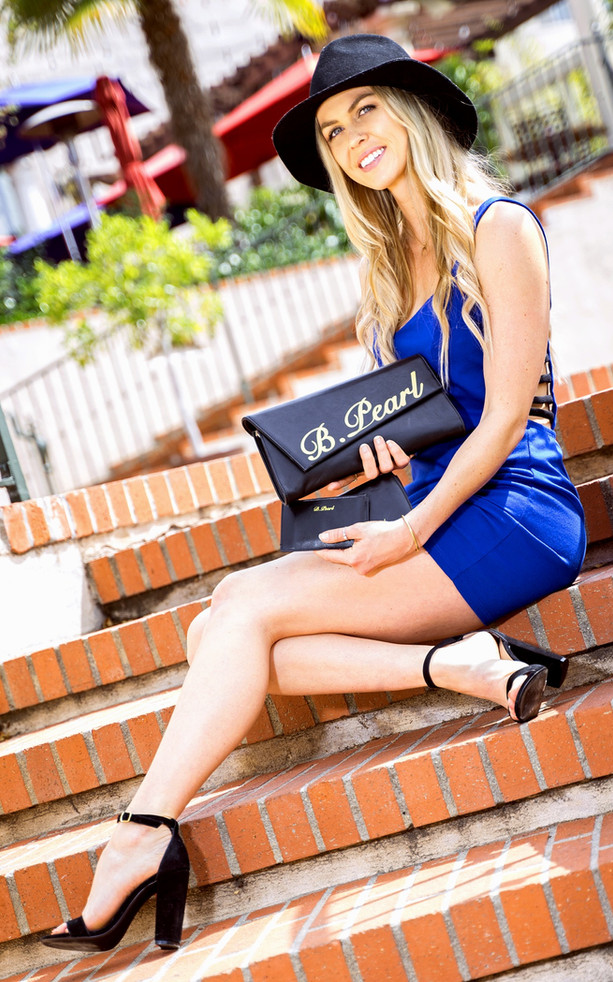 Fashion Photography Shoot, B.Pearl Handbags, Lex