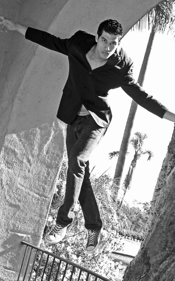 Male Model Portfolio Shoot, San Diego