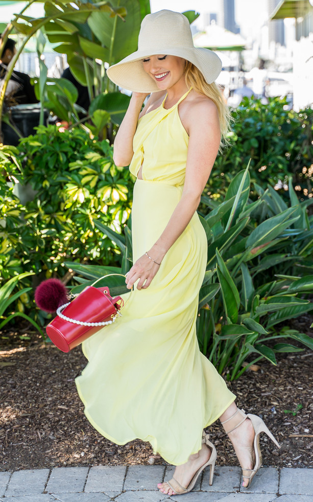 Fashion Photography, Bpearl Red Bucket, Coronado Island