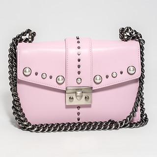 Soft Pink Moder B.Pearl Purse- JK-BP2688-3