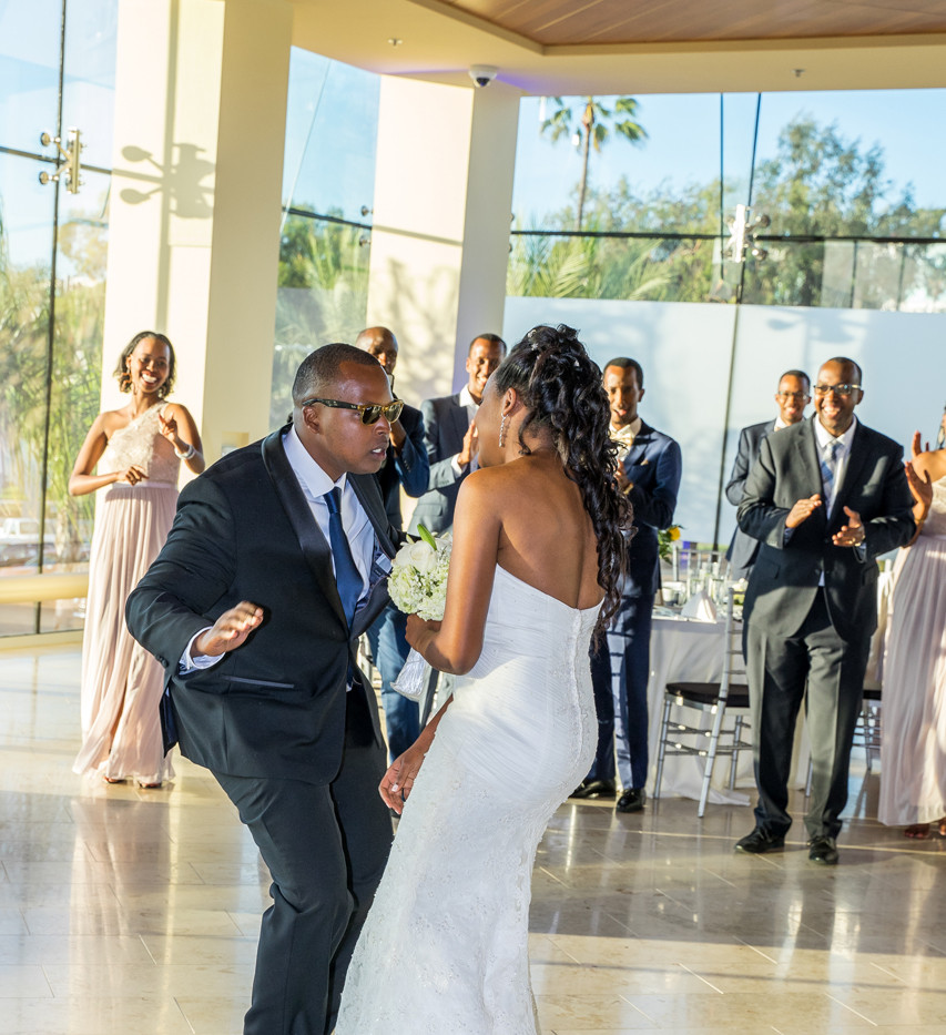 Wedding Moment, Lets Dance, Escondido CA