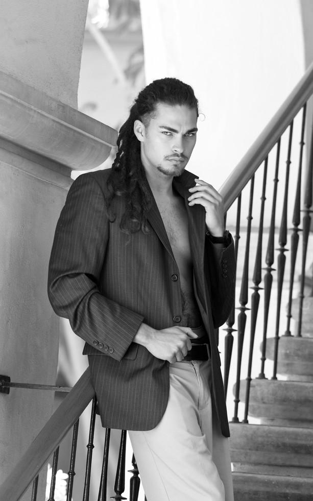 Luis, Male Model, Actor, Portfolio Shoot, San Diego