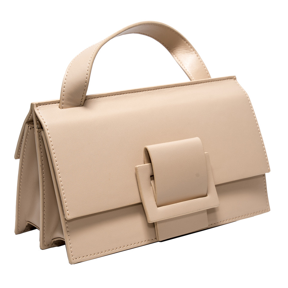 Fashion Product Shoot, Tan Leather Purse