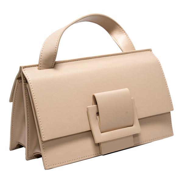 Fashion Product Shoot, Tan Leather Purse