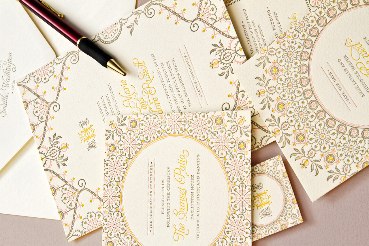 Product Photographer San Diego, Wedding Invitations