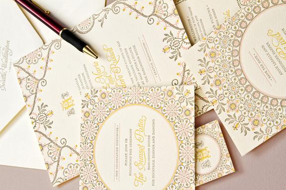Product Photography, Wedding Invitations
