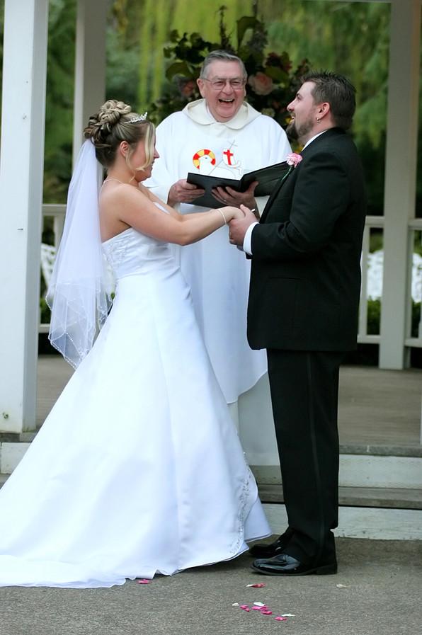 Outdoor Wedding Photography, San Diego P