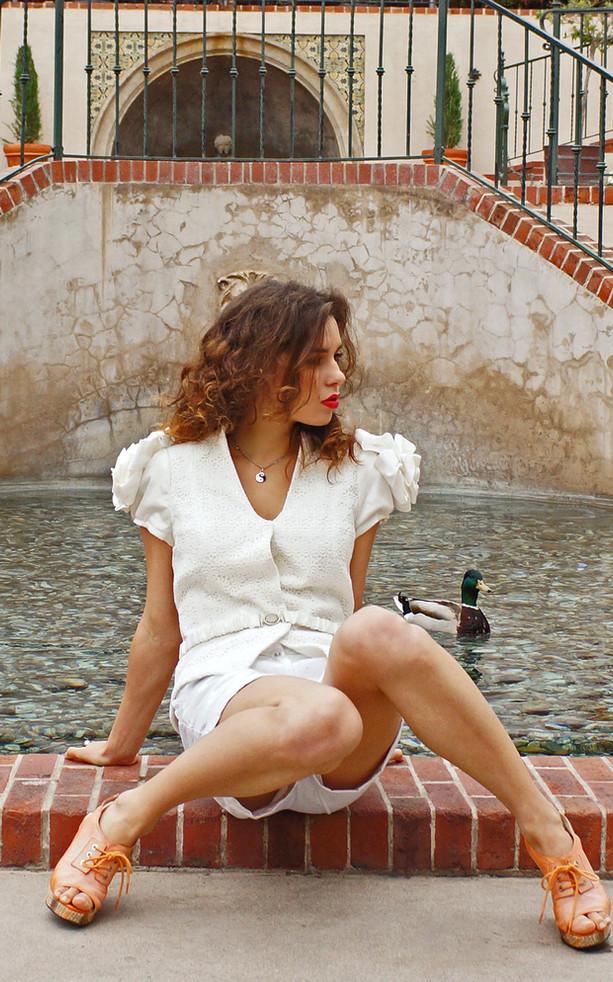 Model Portfolio Photography, Jane, Balboa Park