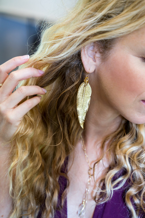 Product Photography, Earing Jewelry, San Diego