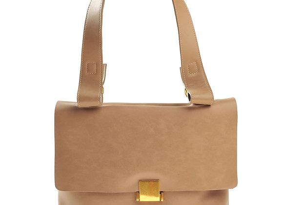 B.Pearl Sandpiper Leather Purse