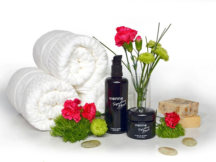 Cosmetic Product Photography, Spa Creams
