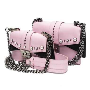 Pink Purses, Fashion Product Photography