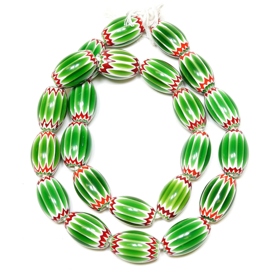 Amazon Product Photographer , Green Beads