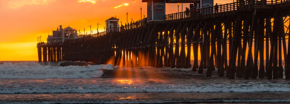 Seascape Photography, San Diego Travel