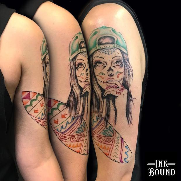 Tattoo Women Piercing