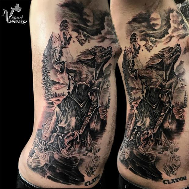 Visual_Visionary Tattoo Piercing Newark Ironbound Kearny harrison New Jersey
