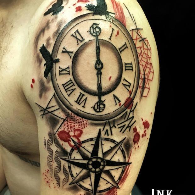 Tattoo in Jersey