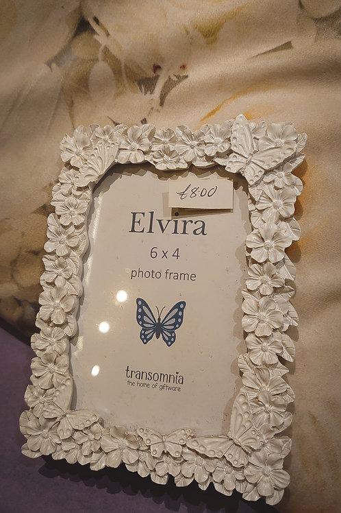 Photoframe 4*6 Flower& Butterfly frame