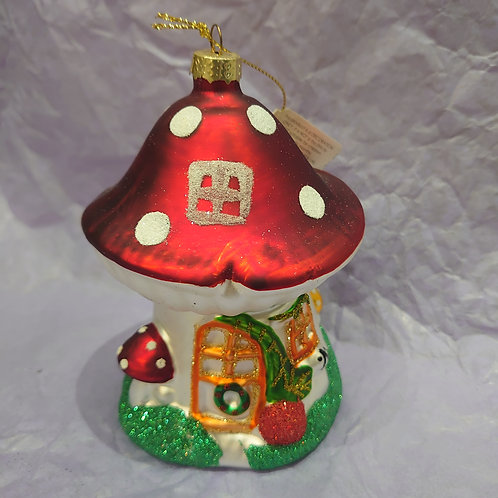 Christmas Toadstool